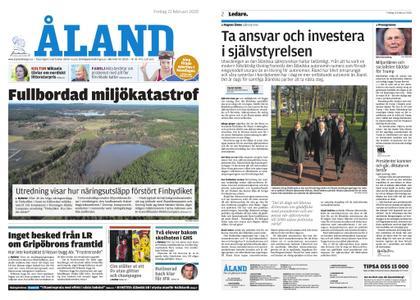 Ålandstidningen – 21 februari 2020