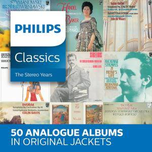 Philips Classics - The Stereo Years: Box Set 50CDs (2016) Part 2