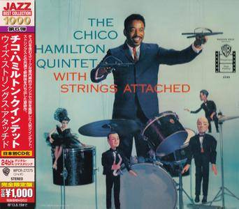 Chico Hamilton - The Chico Hamilton Quintet With Strings Attached (1958) {2013 Japan Jazz Best Collection 1000 Series}