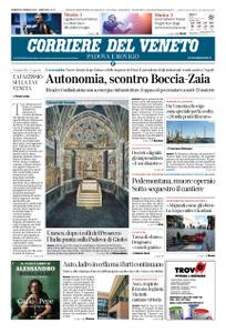 Corriere del Veneto Padova e Rovigo – 25 gennaio 2019