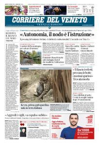Corriere del Veneto Vicenza e Bassano – 20 aprile 2019