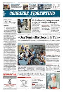 Corriere Fiorentino La Toscana – 26 luglio 2019