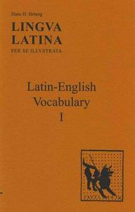 Pars I: Latin-English Vocabulary I