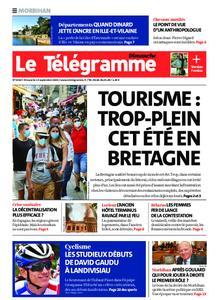 Le Télégramme Auray – 13 septembre 2020