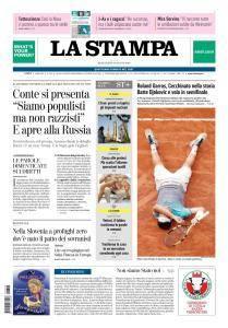 La Stampa Imperia e Sanremo - 6 Giugno 2018