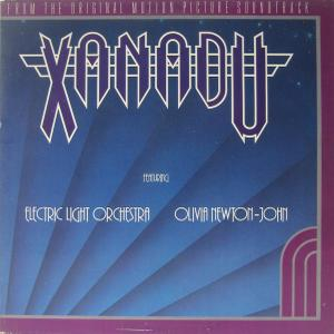 Electric Light Orchestra and Olivia Newton-John - Xanadu (From The Original Motion Picture Soundtrack) (1980) [LP,DSD128]
