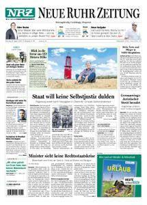 NRZ Neue Ruhr Zeitung Essen-Postausgabe - 28. August 2018
