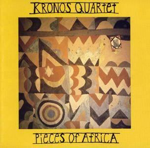 Kronos Quartet - Pieces of Africa (1992) (Repost)