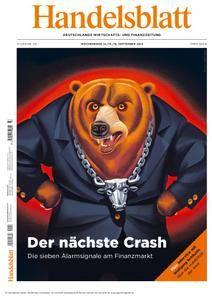 Handelsblatt - 14. September 2018