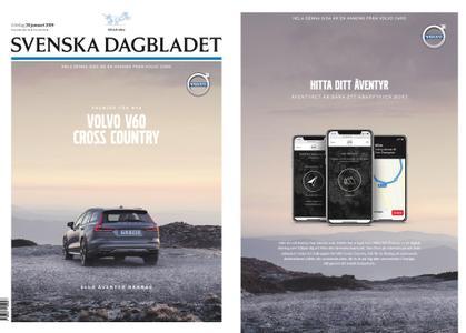 Svenska Dagbladet – 26 januari 2019
