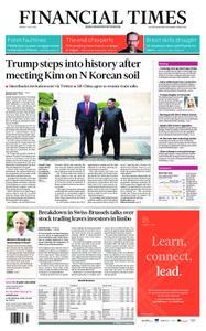 Financial Times UK – July 01, 2019