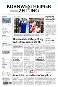 Kornwestheimer Zeitung - 24. April 2018