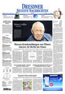 Dresdner Neueste Nachrichten - 13. September 2017