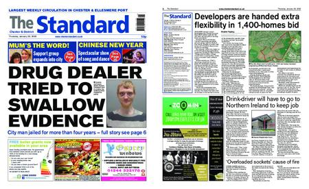 The Standard Chester & District – January 30, 2020