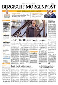 Solinger Morgenpost – 20. November 2018