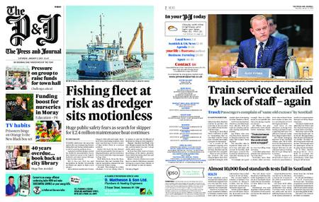 The Press and Journal Moray – January 05, 2019