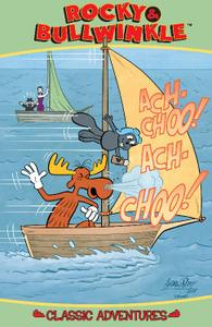 IDW-Rocky And Bullwinkle Classic Adventures 2015 Hybrid Comic eBook