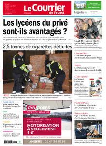 Le Courrier de l'Ouest Angers – 26 janvier 2021