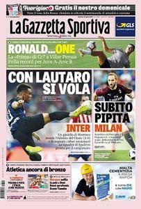 La Gazzetta dello Sport - 12 Agosto 2018