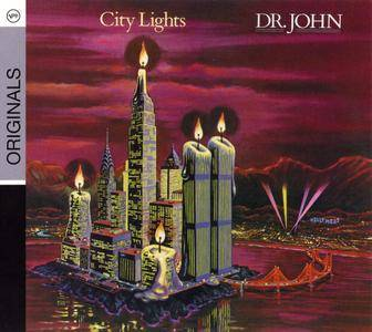 Dr. John - City Lights (1978) Reissue 2008 [Re-Up]