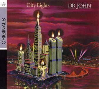 Dr. John - City Lights (1978) Reissue 2008 [Re-Up]
