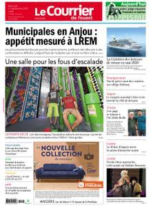 Le Courrier de l'Ouest Angers – 11 septembre 2019
