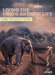 Living The Photo Artistic Life - September 2018