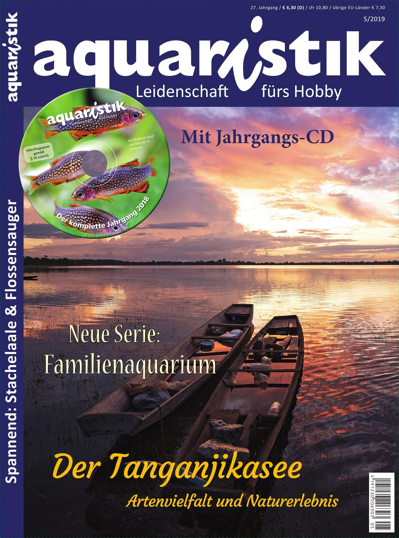 Aquaristik – September 2019
