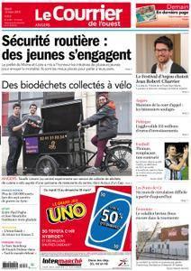 Le Courrier de l'Ouest Angers - 13 mars 2018