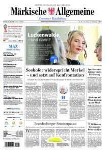 Märkische Allgemeine Zossener Rundschau - 02. Juli 2018