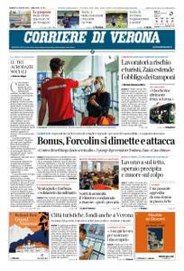 Corriere di Verona – 14 agosto 2020