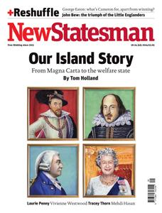 New Statesman - 18 - 24 July 2014