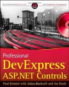 Professional DevExpress ASP.NET Controls (Repost)