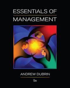 Essentials of Management [Repost]