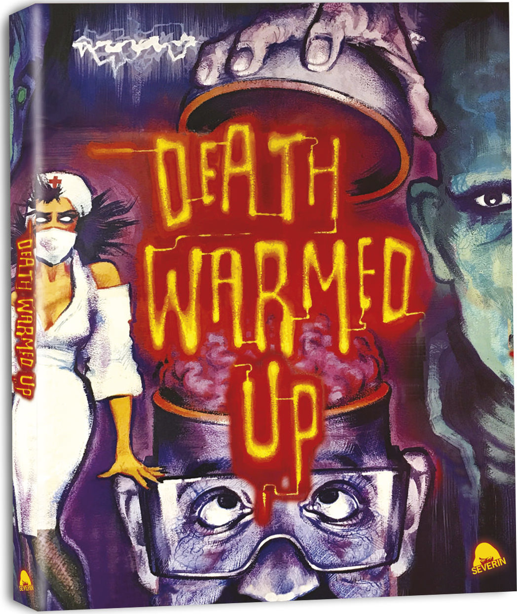 Death Warmed Up (1984) + Extra [w/Commentary]