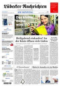 Lübecker Nachrichten Ostholstein Süd - 12. November 2017
