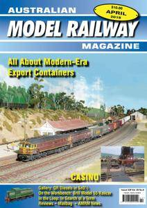 Australian Model Railway Magazine - March 04, 2018