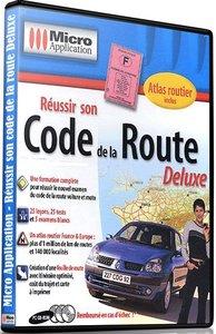 Réussir son code de la route Deluxe - 3 CD-ROM