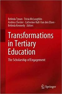 Transformations in Tertiary Education: The Scholarship of Engagement at RMIT University