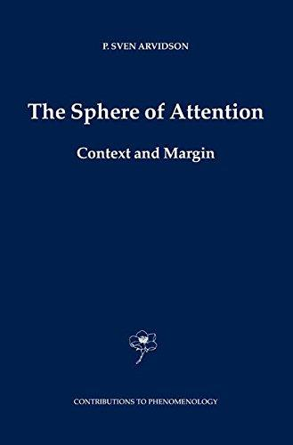 The sphere of attention : context and margin