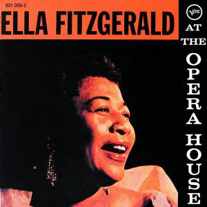 Ella Fitzgerald - At The Opera House (1958) (Repost)