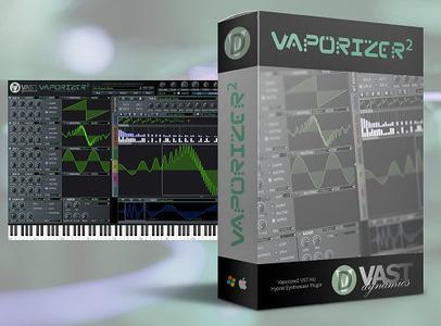 VAST Dynamics Vaporizer2 v2.4.8