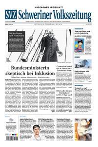 Schweriner Volkszeitung Hagenower Kreisblatt - 26. Februar 2020