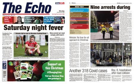 Evening Echo – November 23, 2020