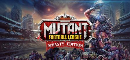 Mutant Football League: Dynasty Edition (2018)