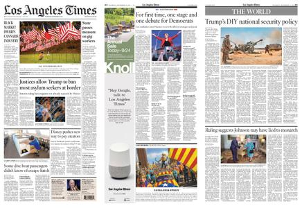 Los Angeles Times – September 12, 2019