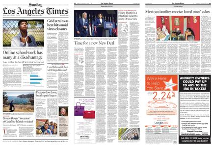 Los Angeles Times – August 16, 2020