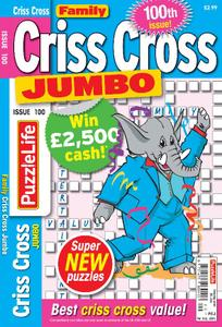 Family Criss Cross Jumbo – June 2021