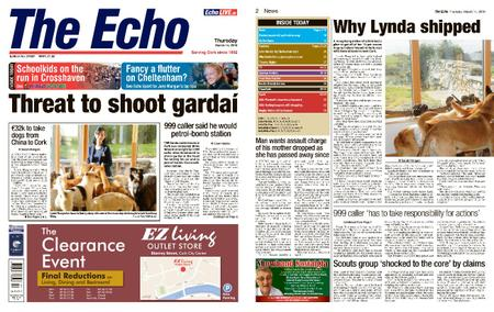 Evening Echo – March 14, 2019