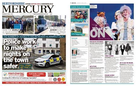 Hertfordshire Mercury – April 04, 2019
